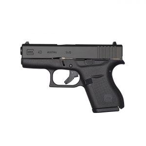 glock g43 9mm pistol
