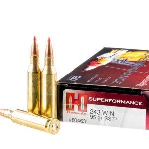 243 win ammo by hornady