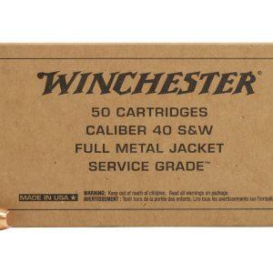 winchester 40 s&w service grade