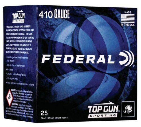 Federal Top Gun Sporting 410 Ga