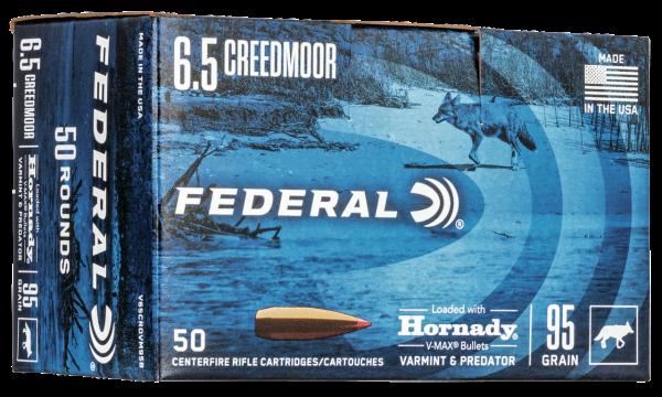 buy federal varmint predator 6.5 creedmoor