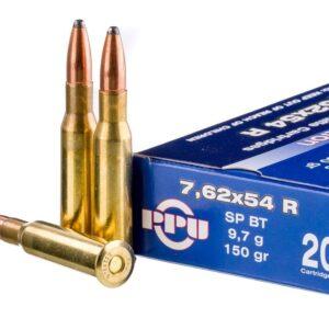 7.62x54r Ammo by Prvi Partizan