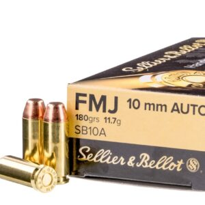sellier and bellot 10mm for sale